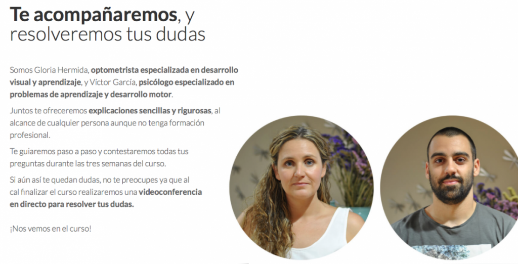 eureka Gloria Víctor