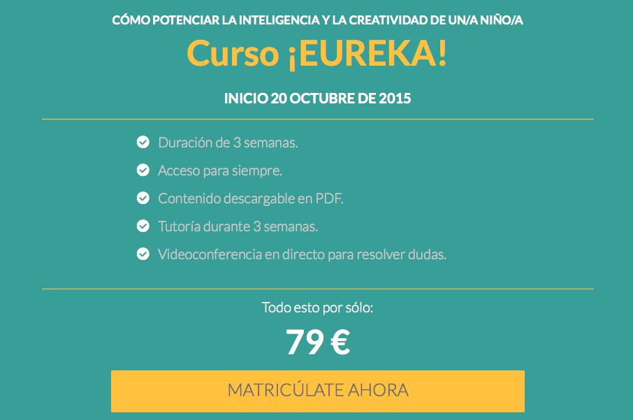 eureka curso